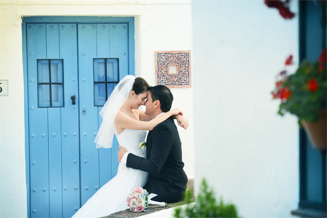 International Nerja Wedding photographers