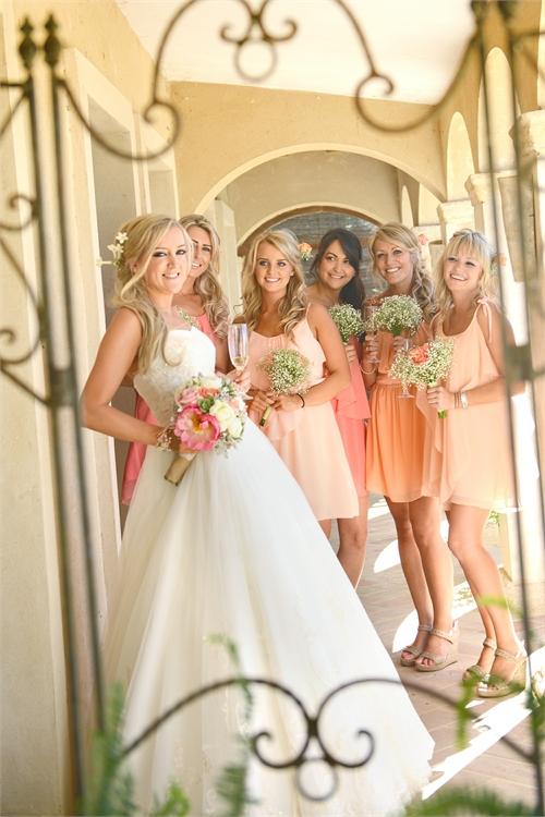 best friends wedding dress