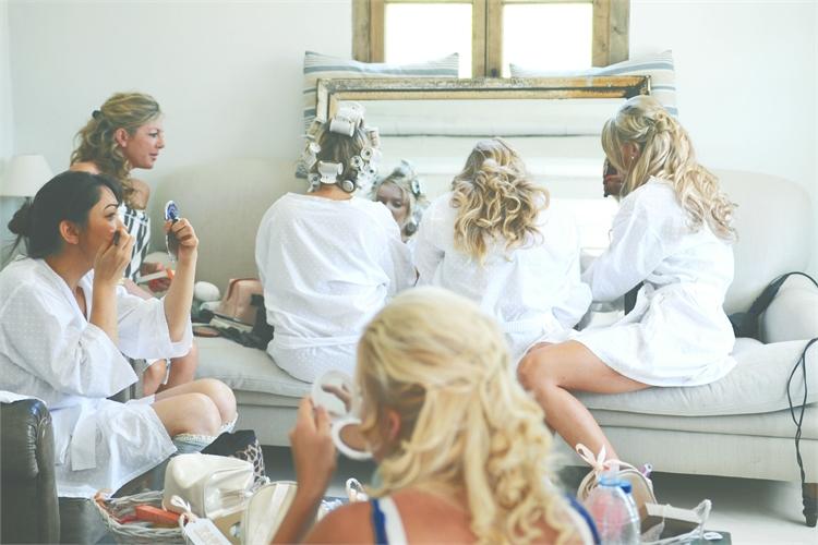 bride preparation photos marbella