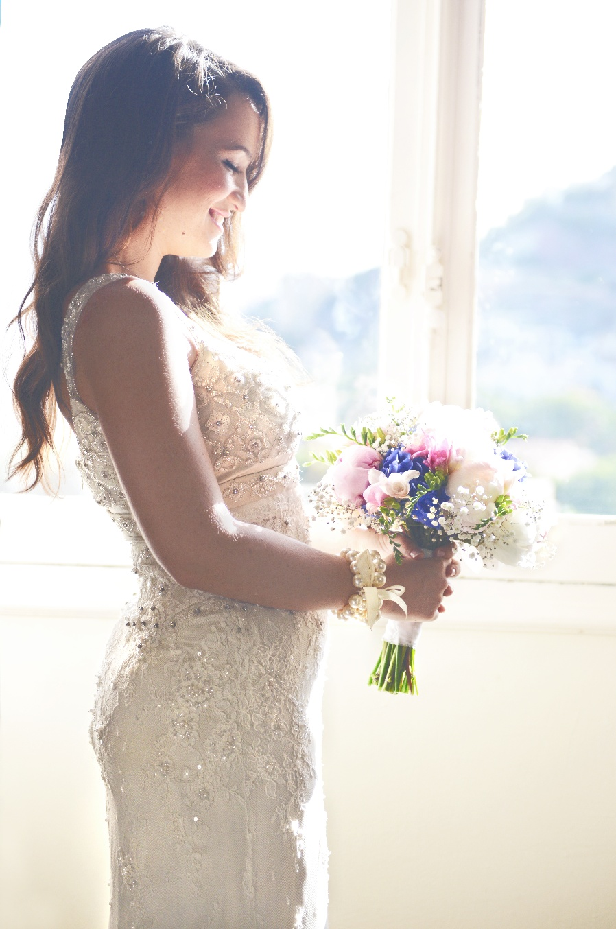 marbella wedding photographer bride
