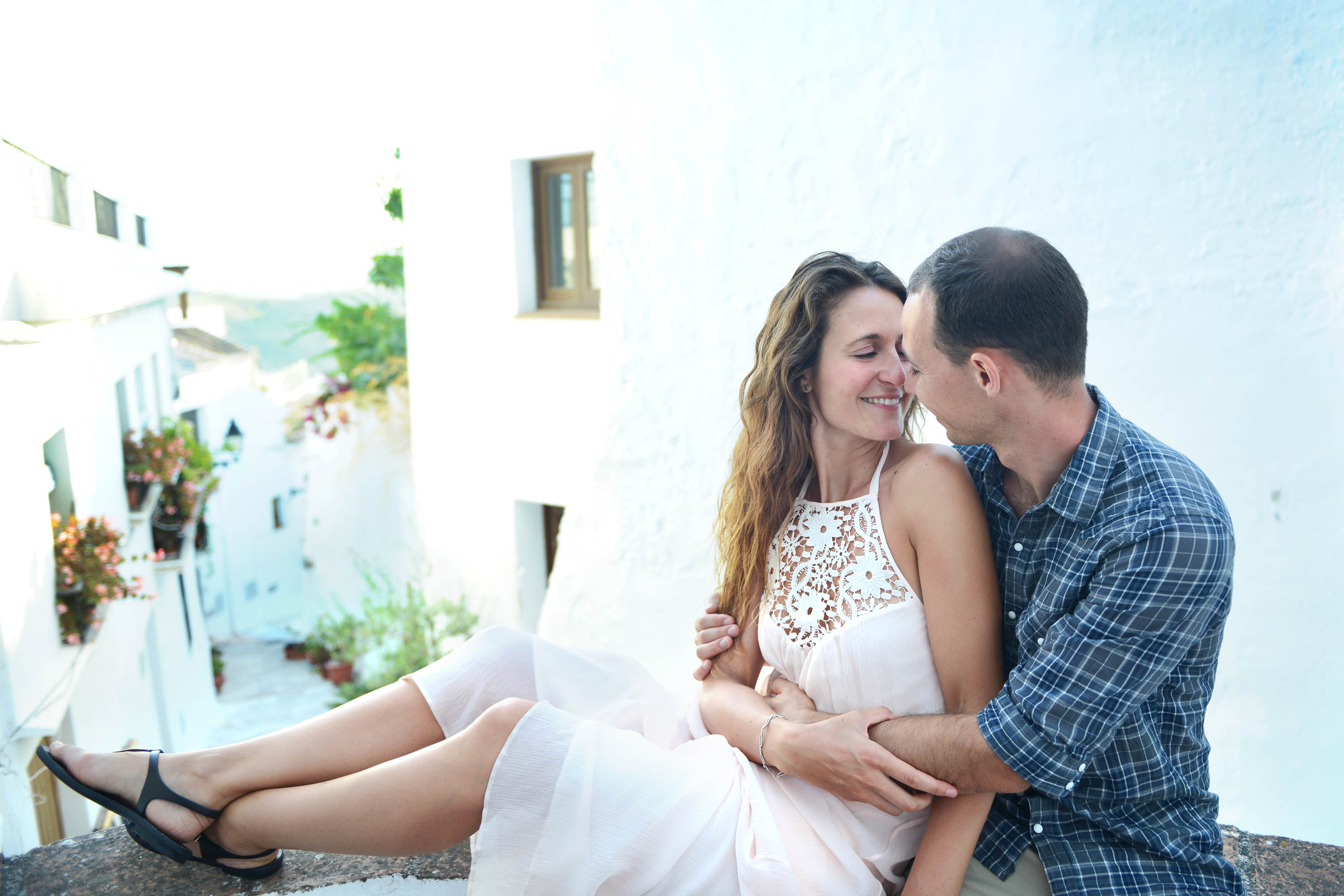 Pre – Wedding Frigiliana Nerja