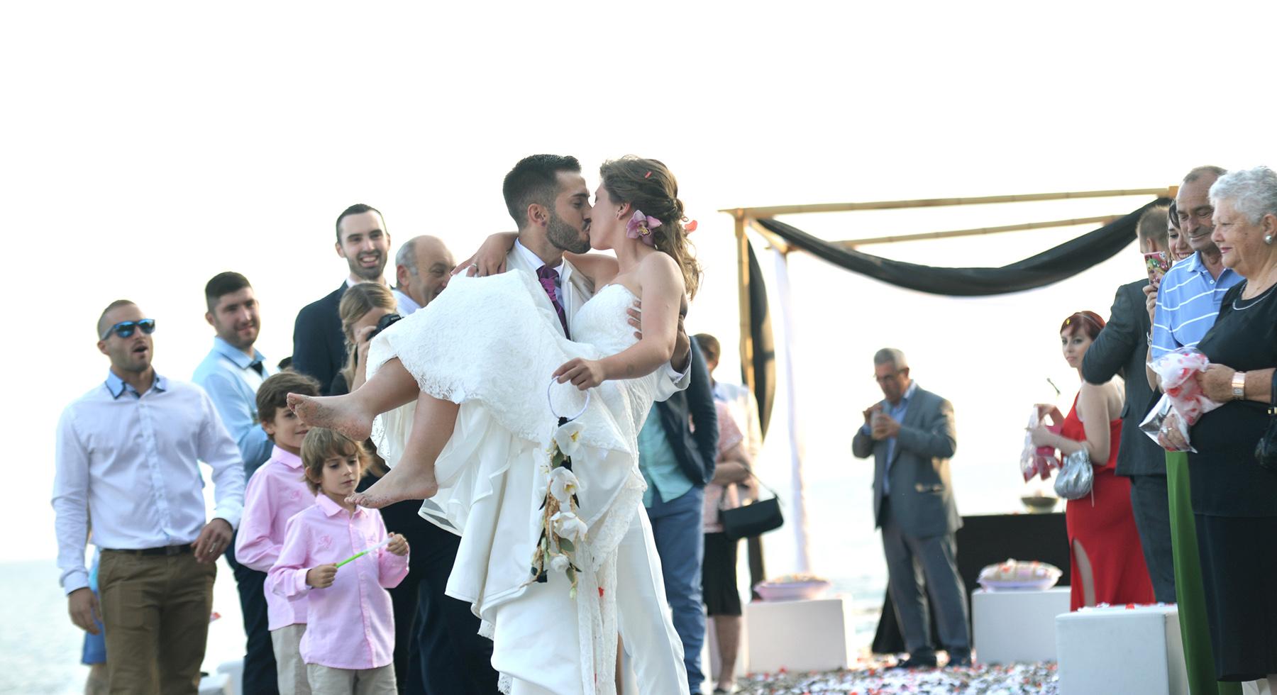 celebration wedding la vivorilla beach