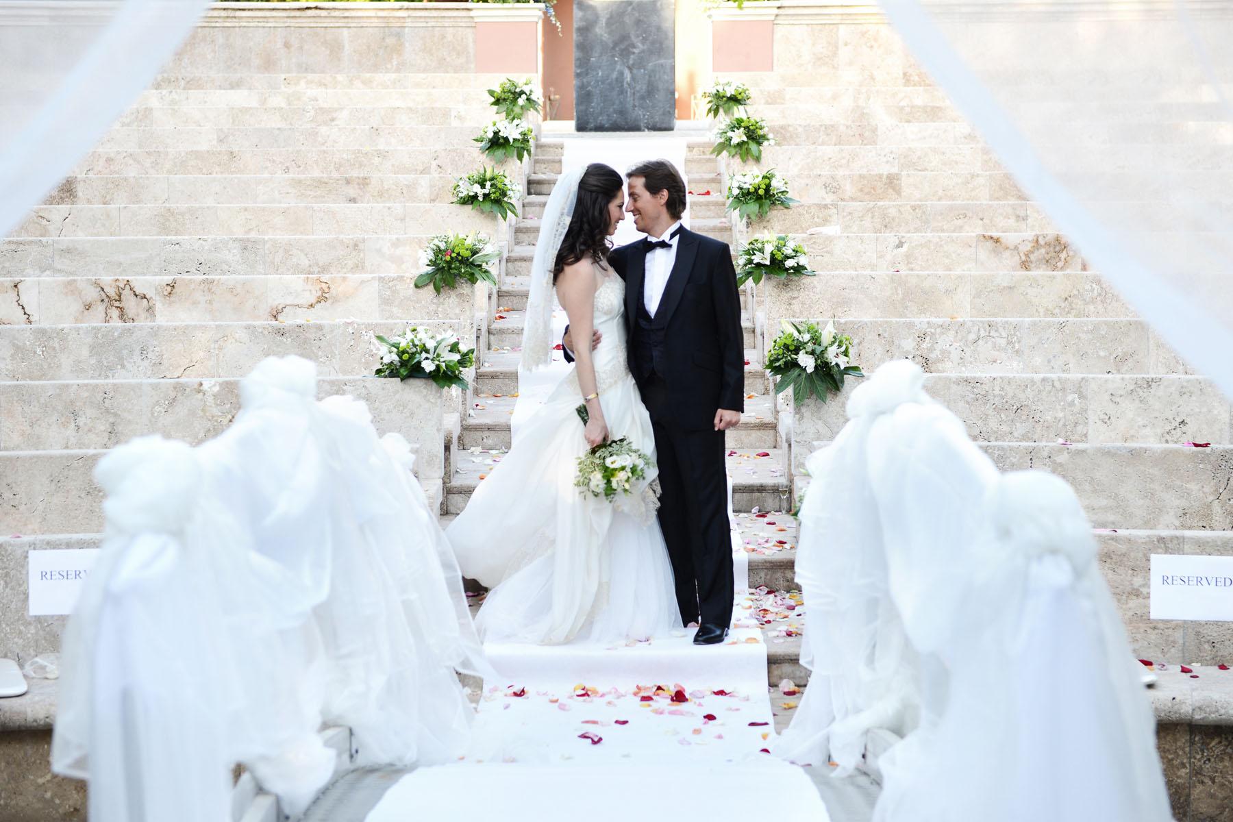 Villa Padierna Palace wedding ceremonies