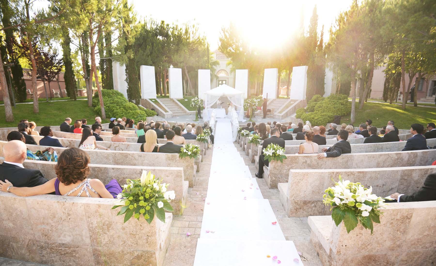 Villa Padierna Palace wedding photos