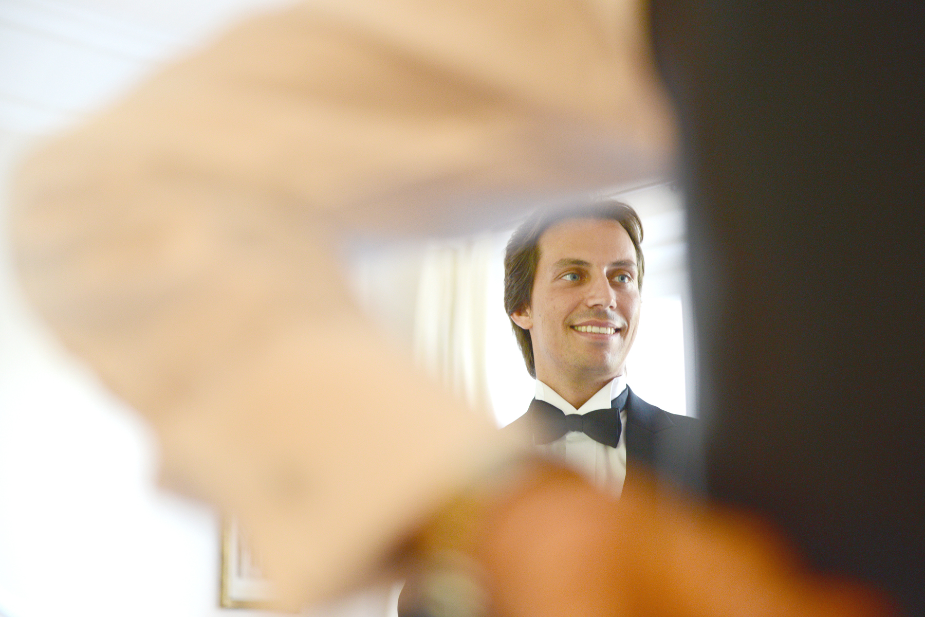 Villa Padierna hotel groom