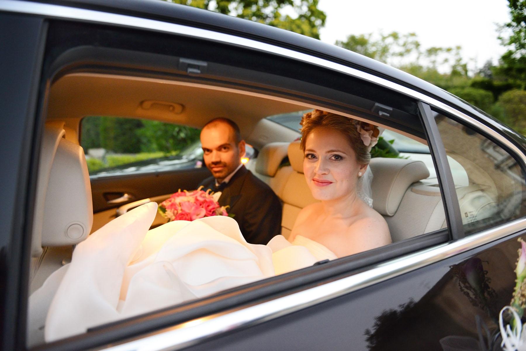 granada wedding photographers cars