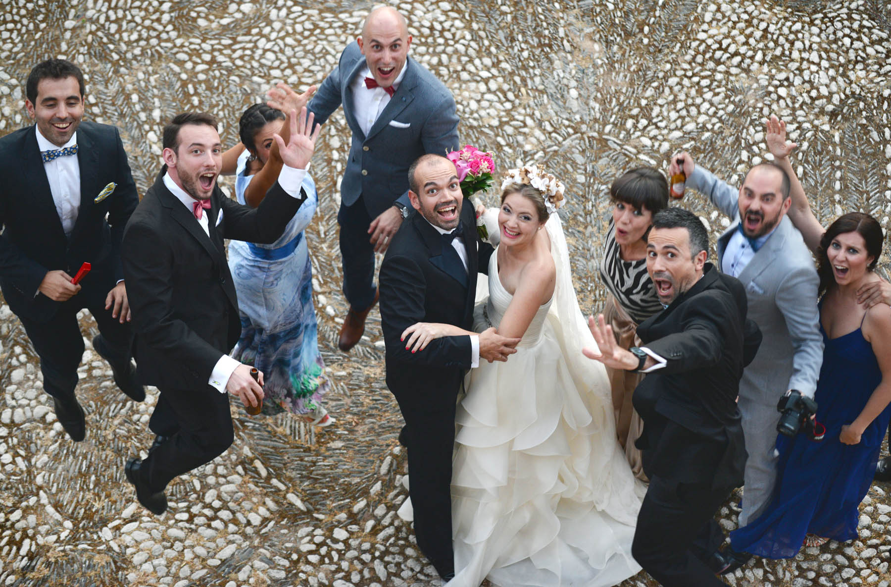 granada wedding photography celebration