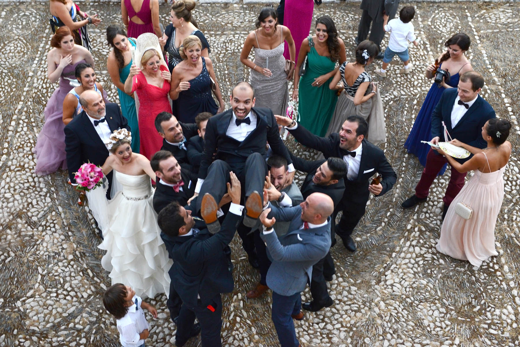 granada wedding photos