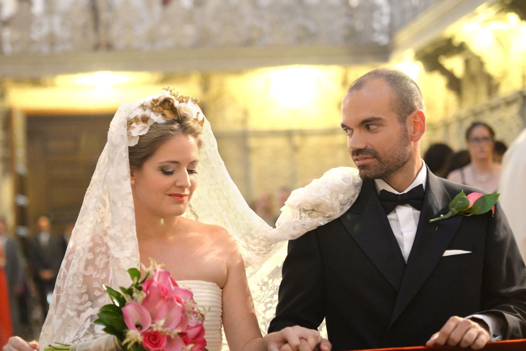 wedding ceremony granada