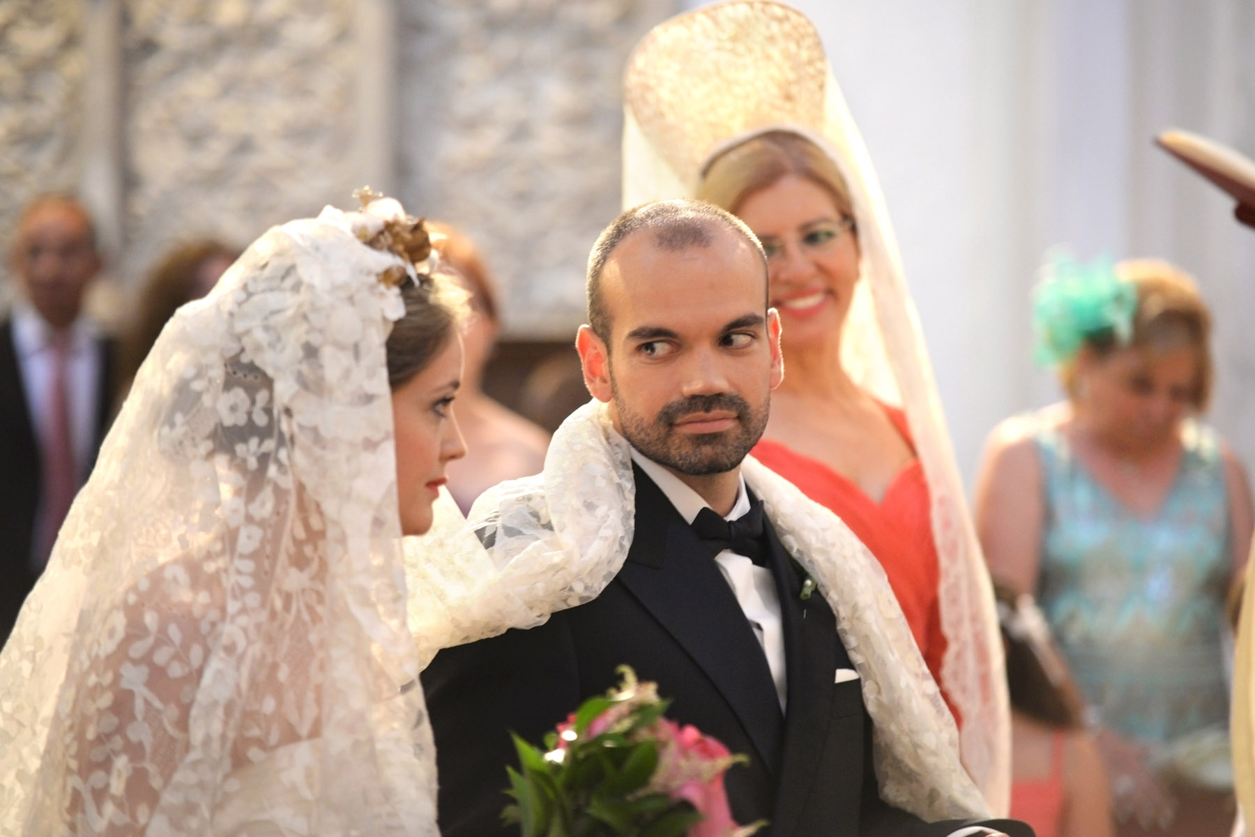 wedding photography cermony granda