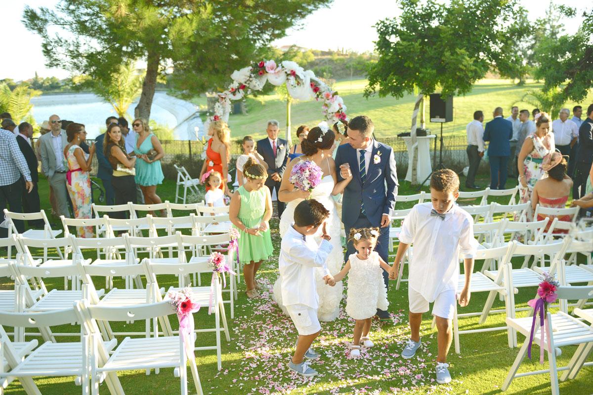 nerja wedding pics