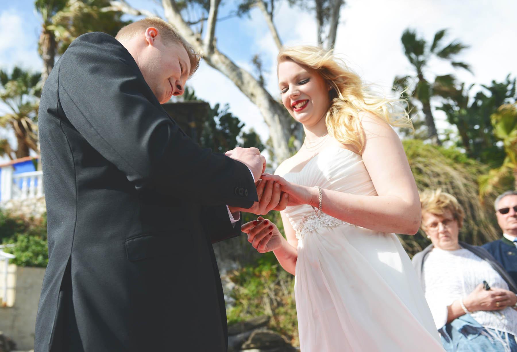 Swedish marbella beach weddings