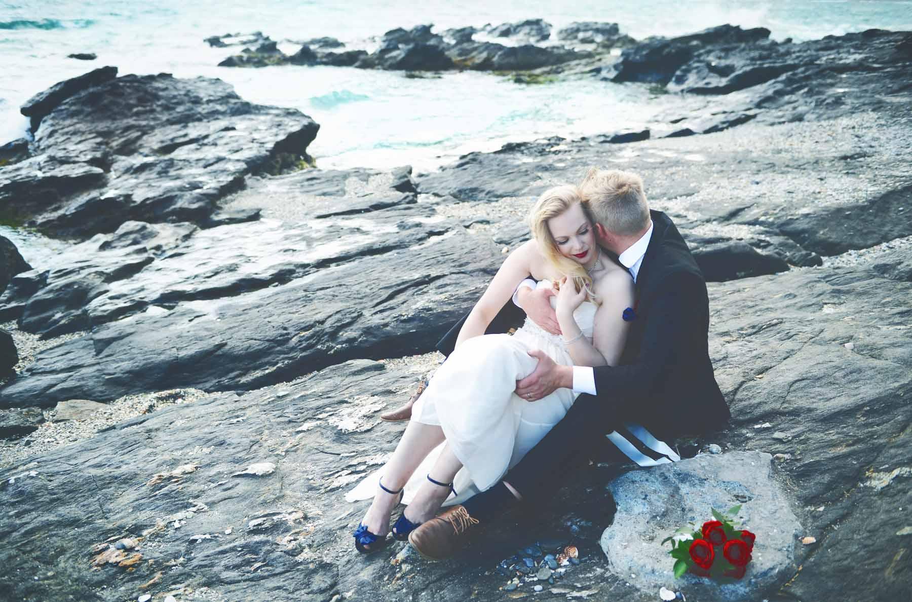 artistic wedding photographer marbella