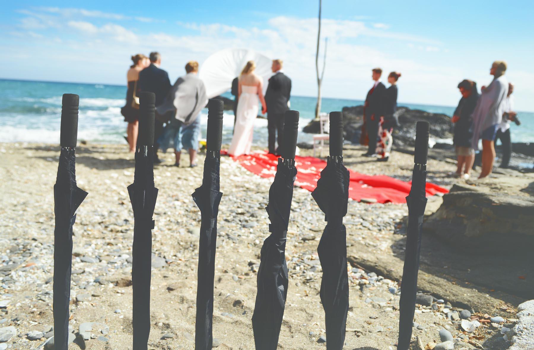 beach weddings marbella