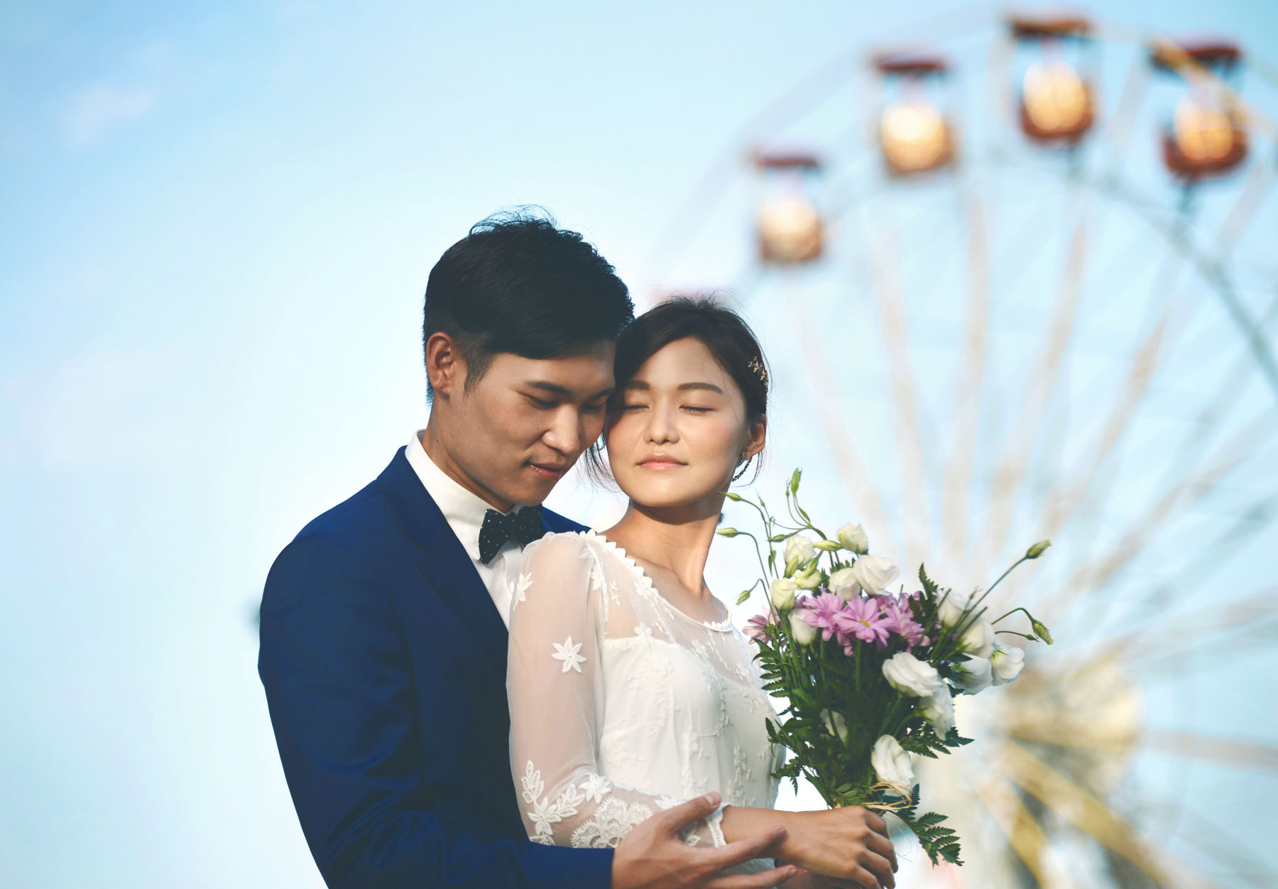 Japanese weddings mijas