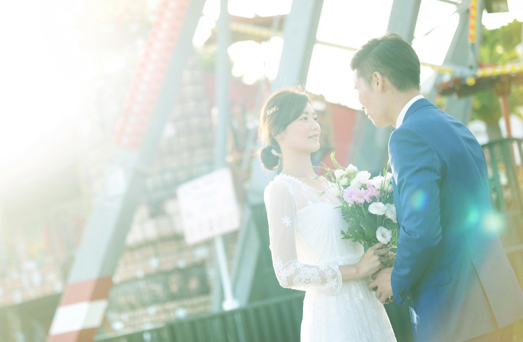 Korean couples photos
