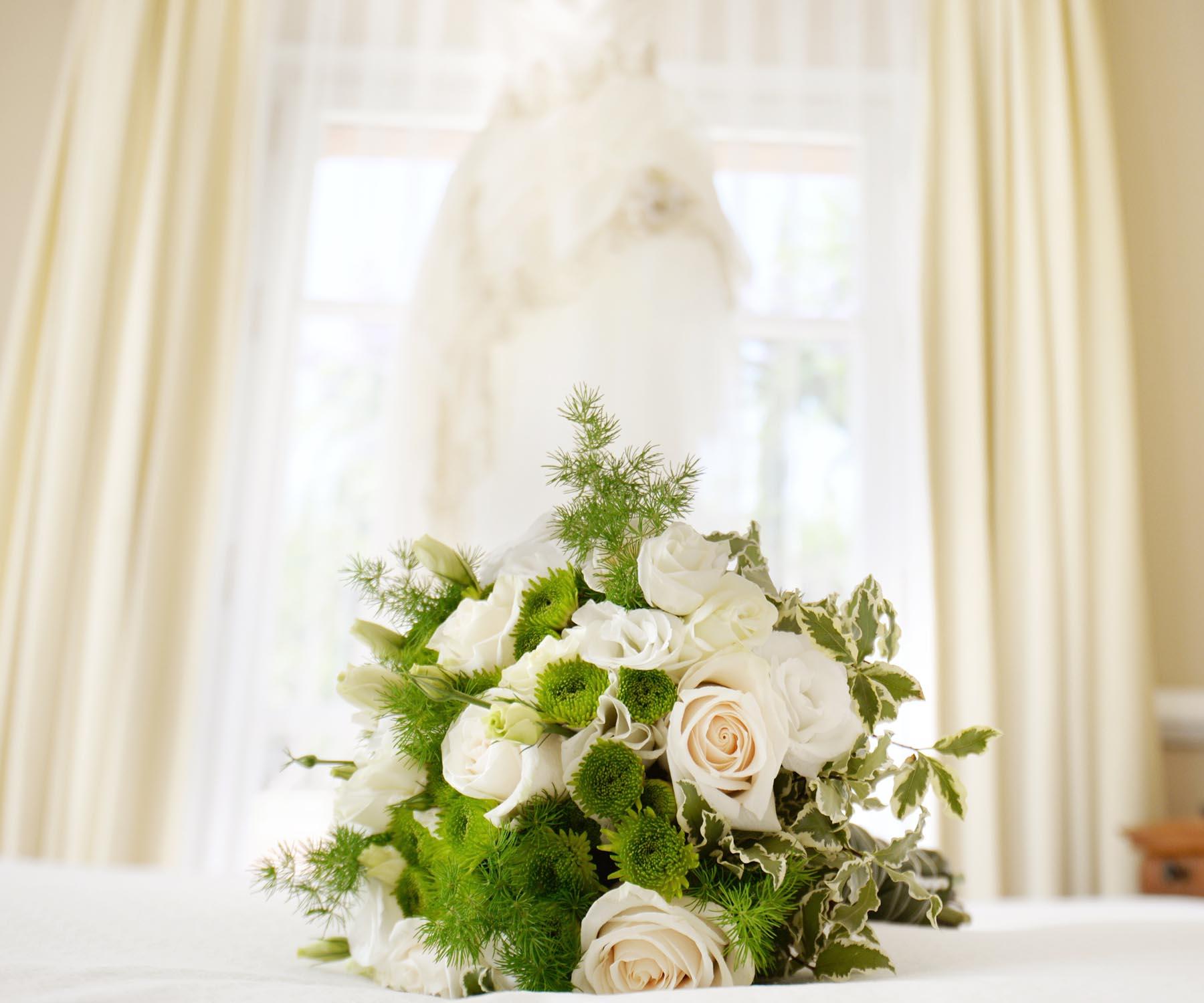 Villa Padierna Palace wedding details