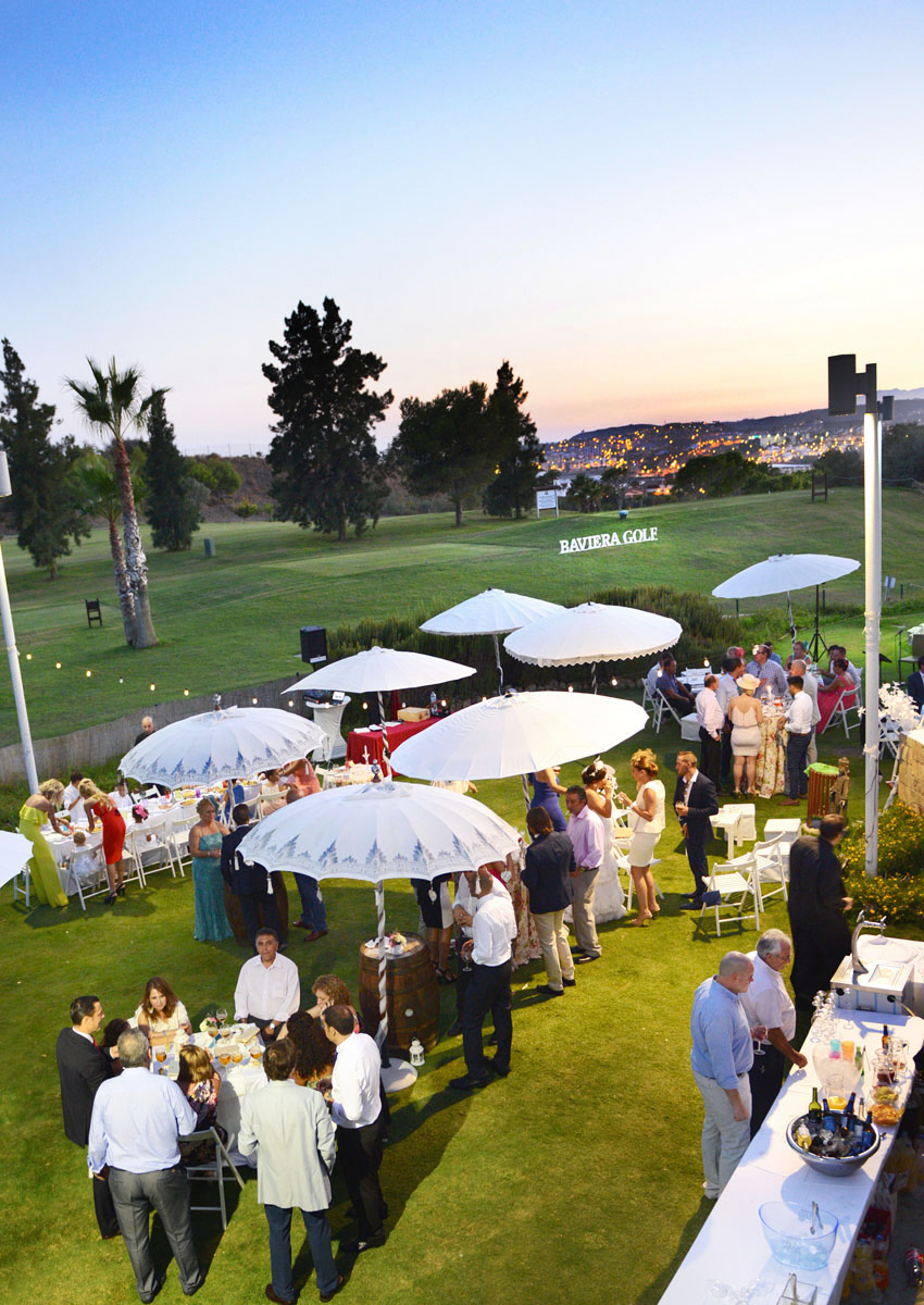 baviera golf wedding photography