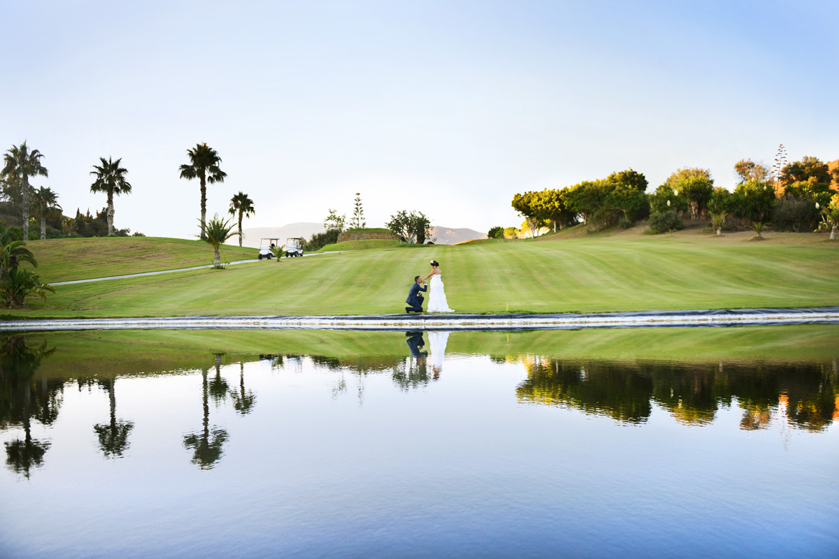 Baviera Golf – Velez Malaga Wedding