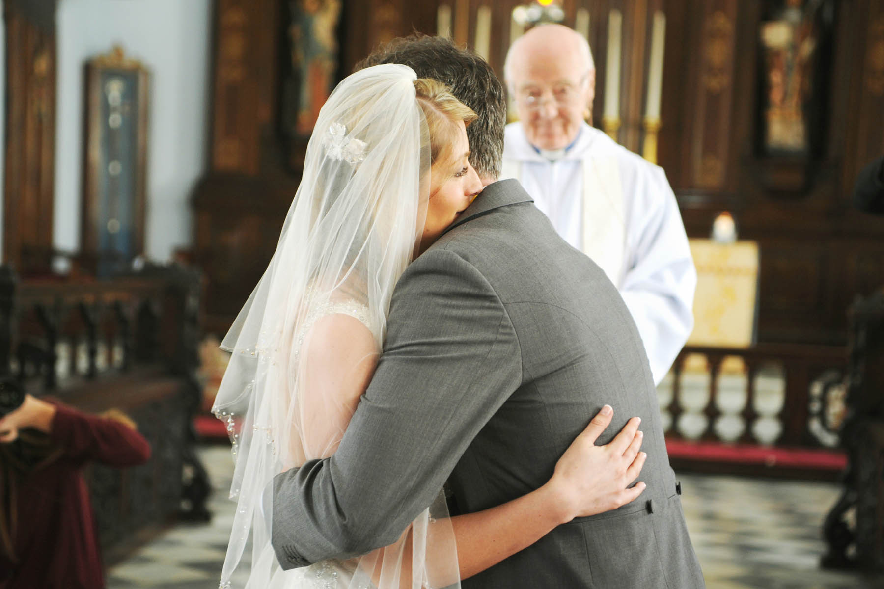 cathedral of holy trinity gibraltar weddings photos