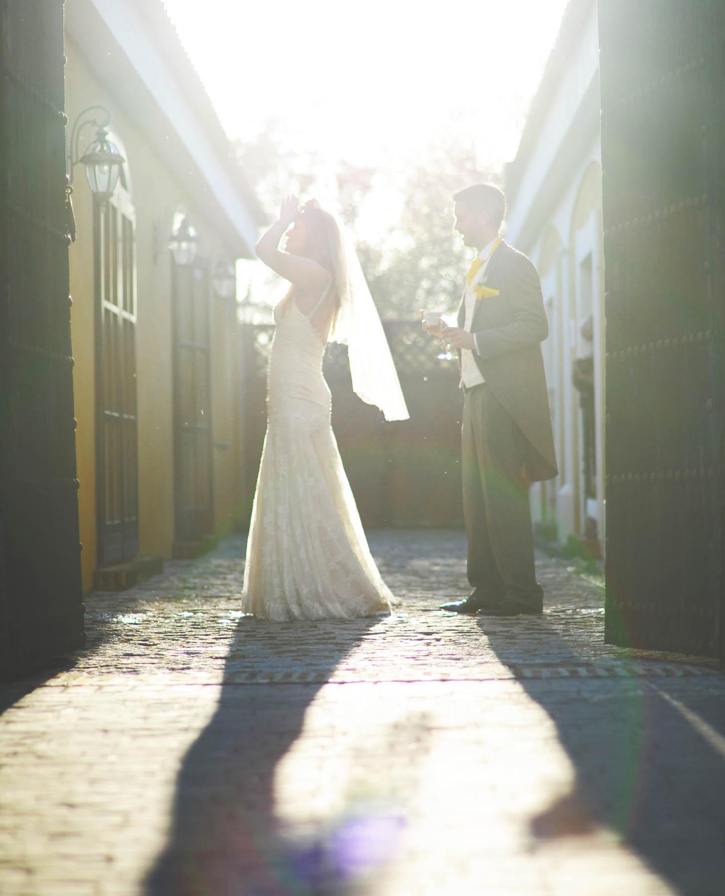 el monasterio san martin wedding