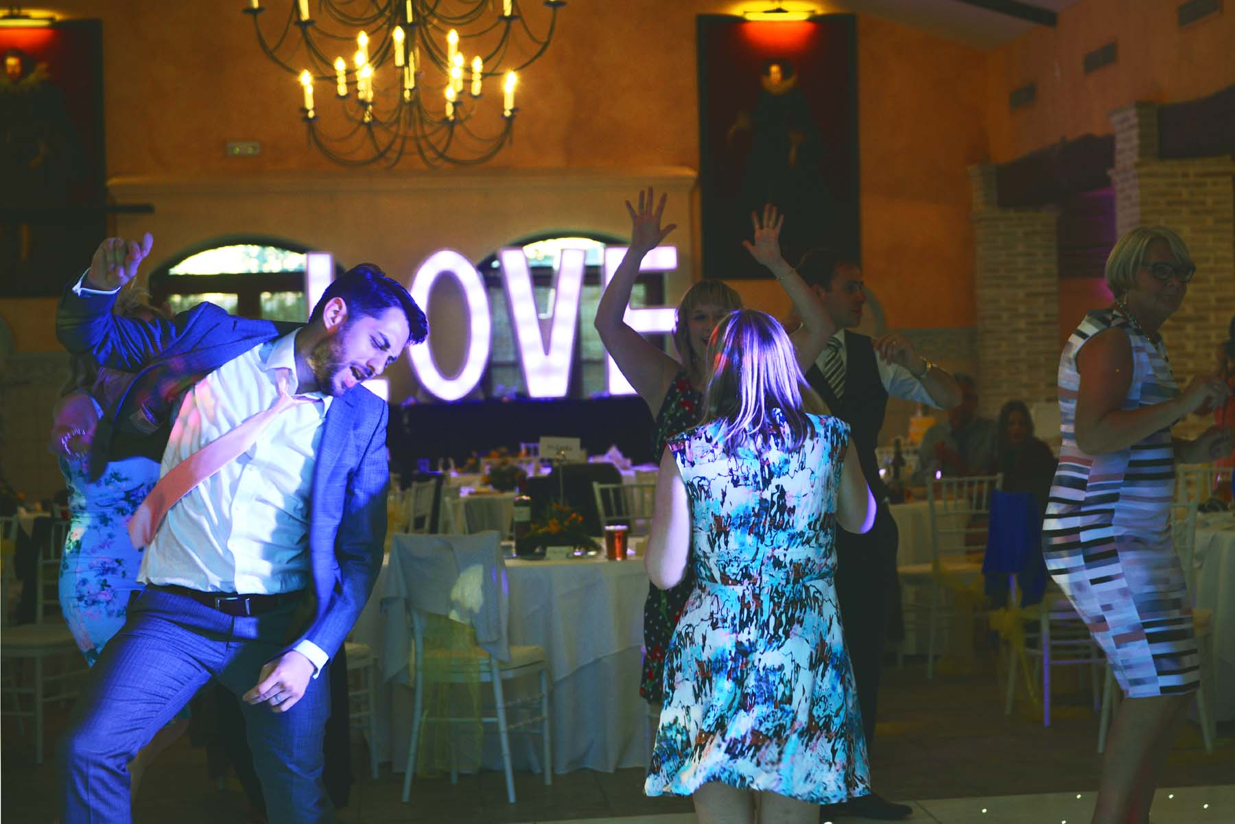 sotogrande wedding dance