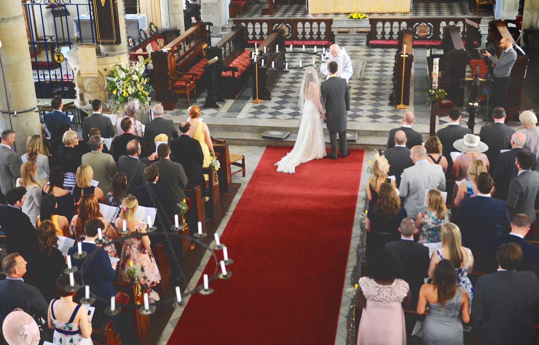 trinity cathedral gibraltar wedding
