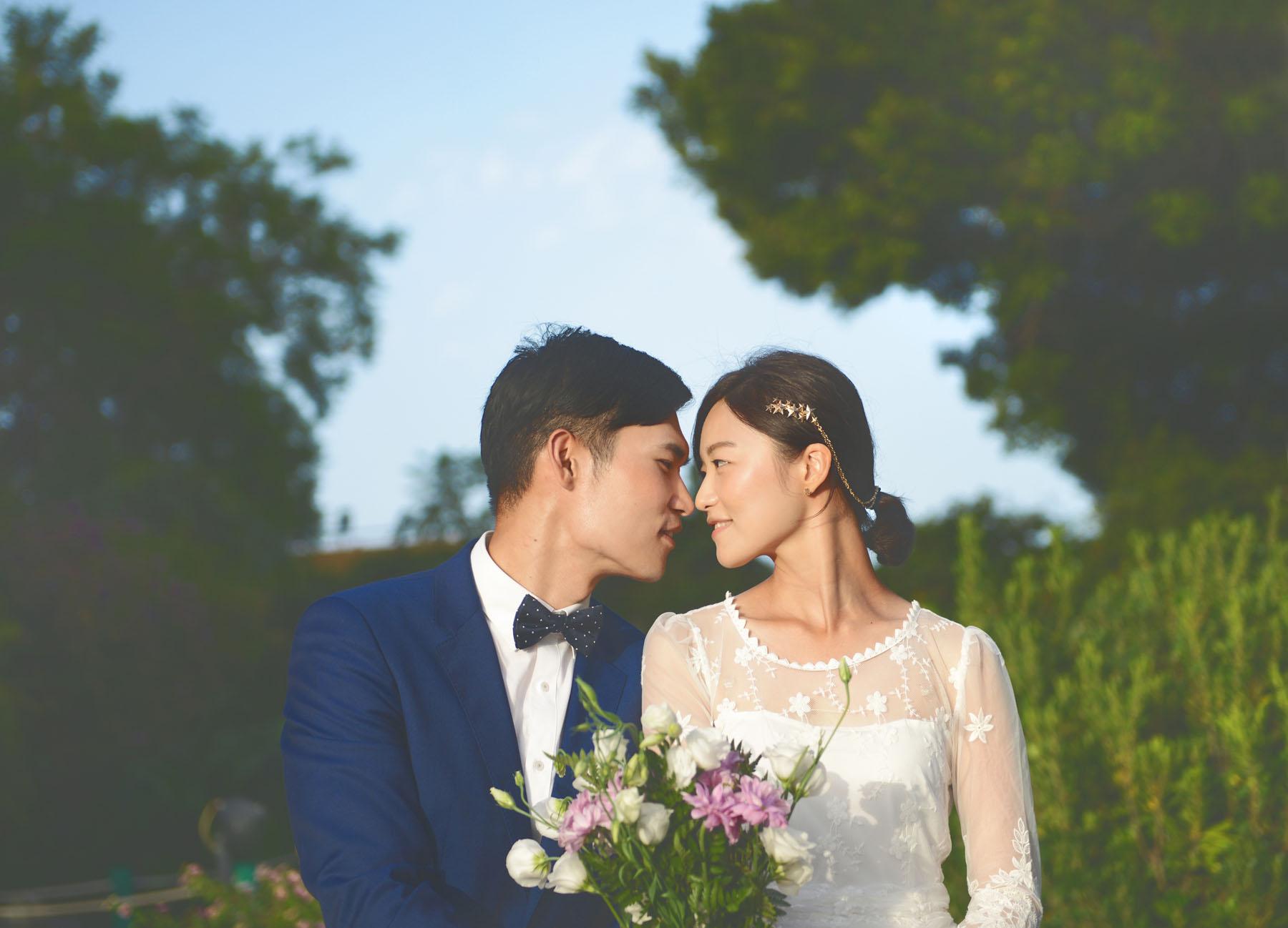 Japanese couples photos shoot